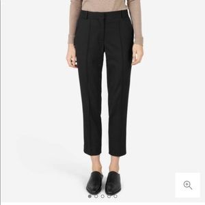 Everlane Pants - Everlane Italian GoWeave cropped pant
